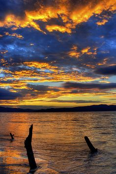 Florianópolis Sunset (Brazil)