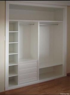 closet layout 84372193006196650 - Bedroom Small Space Layout Closet Organization Ideas Source by crissanti Wardrobe Design Bedroom, Master Bedroom Closet, Wardrobe Closet, Closet Doors, Bedroom Small, Wardrobe Storage, Closet Storage, Closet Ideas For Small Spaces Bedroom, Teen Closet