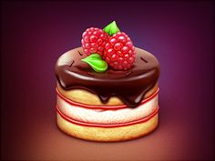 Hello everyone! We've decided to add a new cake to our confectionery supplies.
