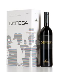Defesa Wine Packaging