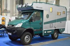 expedition vehicle - Google Search 4x4 Camper Van, Camper Caravan, Truck Camper, Camper Trailers, Iveco Daily Camper, Iveco Daily 4x4, 4x4 Trucks, Cool Trucks, Iveco 4x4