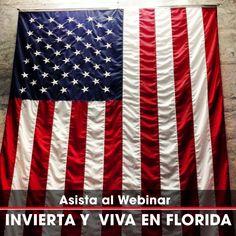 Webinar Invierta y Viva en Florida