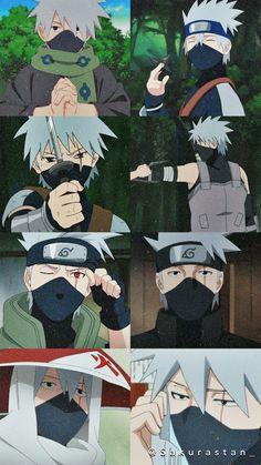 Feito por mim (twitter: @/Sakurastan_ ) Kakashi Sensei, Naruto Shippuden Sasuke, Sarada Uchiha, Naruto Cute, Naruto Funny, Wallpaper Naruto Shippuden, Naruto Wallpaper, Wallpapers Naruto, Animes Wallpapers