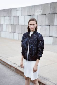 A look from Rag & Bone's resort 2016 collection