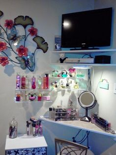Diy Makeup Vanity Diy Makeup Vanity Diy Vanity