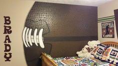 Boy Sports Bedroom, Flat Screen, Tv, Blood Plasma, Television Set, Flatscreen, Dish Display, Television