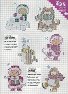 Gallery.ru / Фото #25 - The world of cross stitching 065 рождество 2002 - WhiteAngel