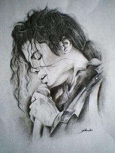 Michael Jackson  ( Rest In Peace ) by DailyVlogWolf.deviantart.com on @deviantART