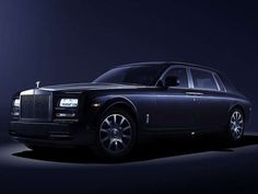 Stargazing Luxury Cars - The Rolls-Royce Celestial Phantom is All About the Stars in the Sky (GALLERY)