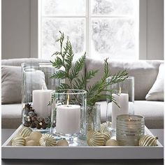 Ideas para centros de mesa para comedor | Home decor | Pinterest ...