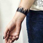 Tattoo Around Wrist