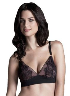 Bella Materna Women's Maternity Peacock Lace Bralet Bella Materna. $38.15. Hand Wash. Oeko-Tex certified to be toxin free. 80% Nylon/20% Lycra. Adjustable straps. Flexible fit for any body. Made in USA. Pull on style, no hooks. Pull aside nursing access