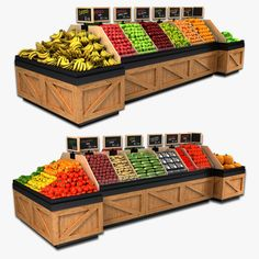 vegetable display - Google Search