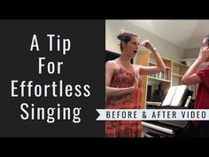 Your body wants to sing without strain. If singing doesn't feel good, your body is telling you you're not doing it right. One of the keys to effortless singi. Vocal Lessons, Singing Lessons, Singing Tips, Shake Your Money Maker, Singing Techniques, Vocal Training, Guitar Chords And Lyrics, Singing Exercises, Sing Out