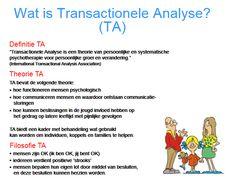 Wat is Transactionele Analyse (TA)?