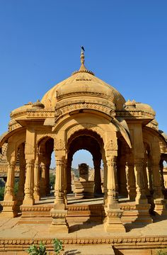 Jaisalmer – The golden city of India India Architecture, Ancient Architecture, Beautiful Architecture, Gothic Architecture, Rajasthan India, India India, Jaipur, Amazing India, Jaisalmer