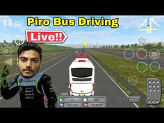 🤠 Piro बस ड्राइवर आ गया | Bus Simulator Indonesia Live Stream Gameplay Video Hindi 2021 - YouTube Entertaining, Games, Live, Videos, Youtube, Gaming, Youtubers, Funny, Plays