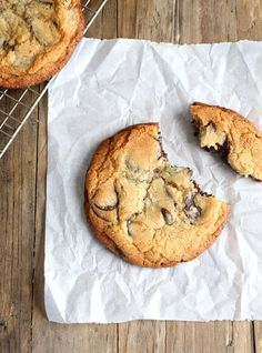Gluten Free New York Times Chocolate Chip Cookies | Gluten Free on a Shoestring