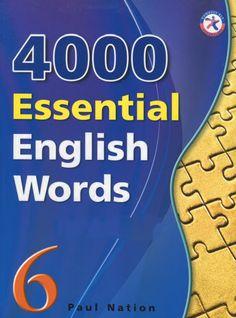 Free Download : 4000 Essential English Words 6 [ PDF + AUDIO ]