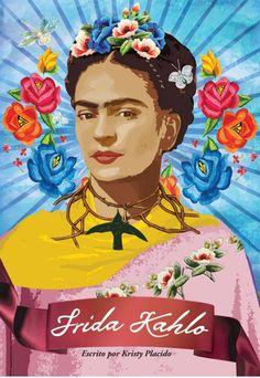Spaans leesboekje op A2-niveau. Het turbulente leven van de kunstenares Frida Kahlo heeft al velen geïnspireerd. Leer haar ook kennen in deze korte, eenvoudige biografie!