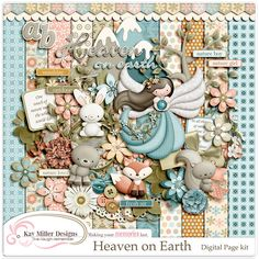 Heaven On Earth Page kit