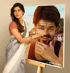 Ilayathalapathy Vijay, Samantha Pics, Vijay Actor, Swami Vivekananda, Actors Images, Cute Actors, Amazing Spiderman, Celebs, Celebrities