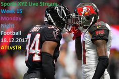 Tampa Bay Buccaneers vs. Atlanta Falcons week 15: The 2017 NFL season wraps up tonight with a Monday Night Football matchup between the Atlanta Falcons and Tampa Bay Buccaneers. This NFC South undertaking has a lot of playoff suggestions relying on the result, in spite of the fact that these are applicable