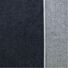 PER Yard 55 Wide Medium Blue Denim Fabric Denim Slub Stretch Washed Jeans Cotton Material