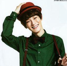 EXO's album Miracles in December (Chen)