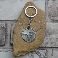 046 Firefly Keychain Last Of Us Style  #lastofus