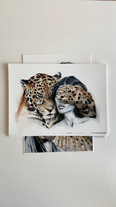 Drawing Videos Tips Girls Art Drawings Sketches Simple, Pencil Art Drawings, Colorful Drawings, Sketch Art, Bright Art, Guache, Art Sketchbook, Portrait Art, Watercolor Paintings