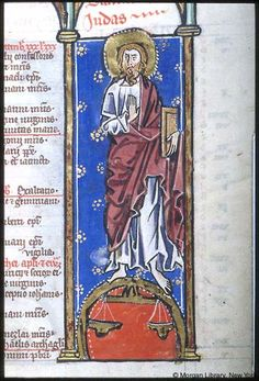 Psalter-Hours, MS M.94 fol. 5r - Images from Medieval and Renaissance Manuscripts - The Morgan Library & Museum