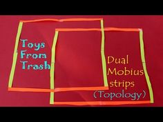MOBIUS STRIP TOPOLOGY | Telugu - YouTube