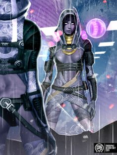 Tali'Zorah nar Rayya by ~MadSpike Mass Effect, developed by Bioware and published by EA Games Official website: www.masseffect.com
