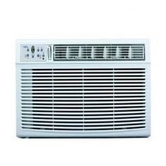 Artic King 12K Cool Only Window AC, 115V, CEER=11.2, Cool up to 550 Sq. Ft. Multi-Speed Fan - 3 fan speed on cool / fan, to let the user control the temperature and fan speed for most comfortable status;Auto Restart that No need to operate when power is failure and restored - effortless; Automatic 24-hour on/off timer, easily for customer to set air conditioner working time frame.White.