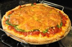 Homeade Pizza Crust