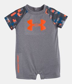 858315376c7 Boys  Infant UA Wordmark Big Logo Shortall