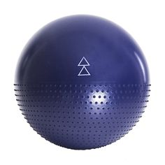The Exercise Ball by Yoga Design Lab. Studio quality, dual-sided, non-slip, anti-burst technology. Designed to help you love all your barre, pilates, yoga & fitness ball exercises. 65cm (Infinity). DUAL-SIDED: Pick the stabilizing grip pattern that's rights for your routine. INCLUDES PUMP: Quickly and easily inflate anywhere. STUDIO QUALITY: Designed to last in the most rigorous studio conditions or at home. GIVING BACK: 1 from every purchase goes to support Urban Youth Yoga Programs in...
