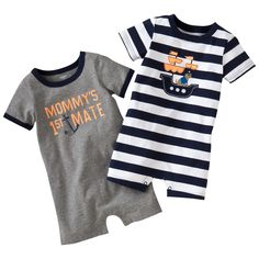 Perfect for my Navy brother's future child...