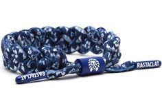 Rastaclat Lace Bracelet - Navy