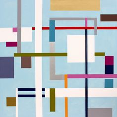 Looking for balance 5 by Lucie Jirku : Painting Acrylic on Canvas - Singulart Unique Paintings, Paintings I Love, Paintings For Sale, Geometric Artwork, Geometric Painting, Abstract, Rise Art, Buy Art Online, Original Art For Sale