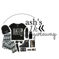 Ash's 1k Giveaway, created by standoutsingout on Polyvore