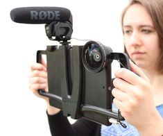 How to make a film or video with an iPhone, iPad or iPad touch, using the Camera app, Photos and iMovie.
