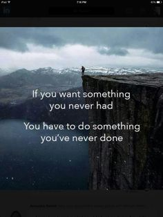 Do what you do... get what you get.. It's not hard to know that nothing changes... unless you do!