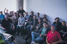 "Ricardo ""Rocoto"" Mantini y German Tarazona en SAE Institute Bogotá VENUE |S6L Master Class"