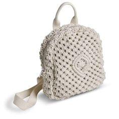 Floral Backpack, Macrame Bag, Backpack Straps, Zipper Pulls, Leather Handle, Vegan Leather, Fashion Backpack, Shoulder Strap, Floral Prints