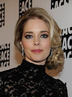 Christina Moore Braided Bun