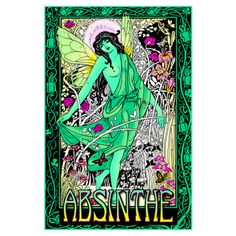 """Buzzings"" from Cocktail Buzz: Celebrate National Absinthe Day with The Green Fairy"