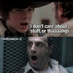 Whoa Carl! Just back it up! That ain't right!