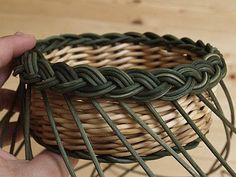Michaels Arts And Crafts Coupon Key: 6888634445 Flax Weaving, Willow Weaving, Weaving Art, Loom Weaving, Newspaper Basket, Newspaper Crafts, Paper Basket Weaving, Weave Styles, Felting Tutorials